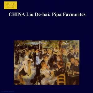 CHINA Liu De-hai: Pipa Favourites Product Image