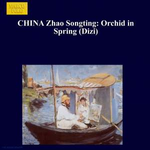 CHINA Zhao Songting: Orchid in Spring (Dizi) Product Image