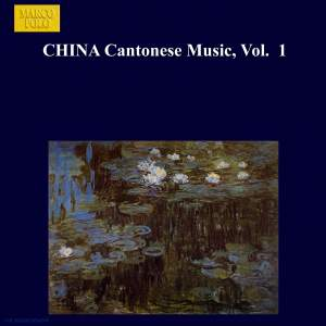 CHINA Cantonese Music, Vol. 1 Product Image