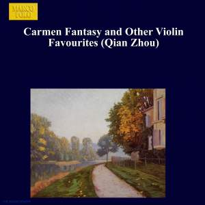 Carmen Fantasy and Other Violin Favourites Product Image