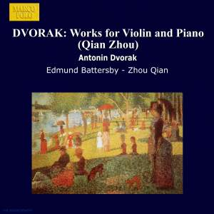 Dvorak: Works for Violin and Piano Product Image