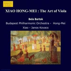 Xiao Hong-Mei: The Art of Viola Product Image