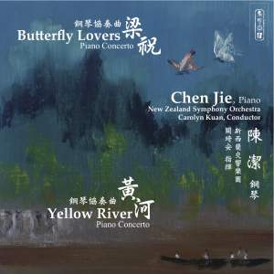 The Yellow River Piano Concerto - The Butterfly Lovers Piano Concerto Product Image