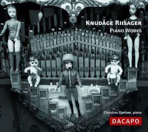 Knudåge Riisager - Piano Works Product Image