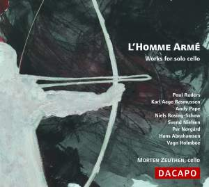 L'homme Armé - Works for solo cello Product Image