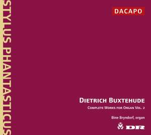 Dietrich Buxtehude - Complete Works for Organ Volume 2 Product Image