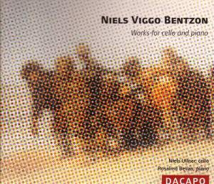 Niels Viggo Bentzon - Works for cello and piano Product Image