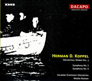 Koppel - Orchestral Works Volume 3