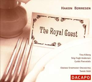 Børresen: The Royal Guest Product Image