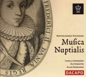 Bartholomaeus Stockmann - Musica Nuptialis