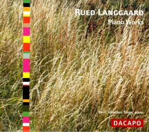 Rued Langgaard: Works for Piano Volume 1 Product Image