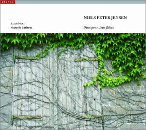 Niels Peter Jensen: Duos for Two Flutes Product Image