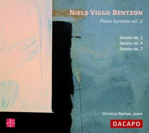 Niels Viggo Bentzon - Piano Sonatas Volume 2 Product Image