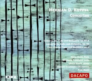 Herman D Koppel - Concertos