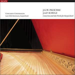 Concertos and Solo Works for Harpsichord Product Image