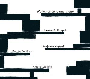 HD Koppel & B Koppel: Works for cello and piano