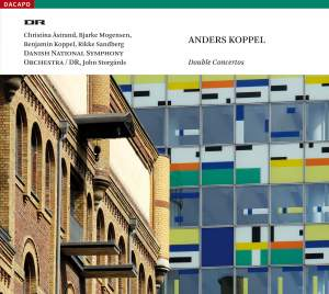 Anders Koppel - Double Concertos Product Image