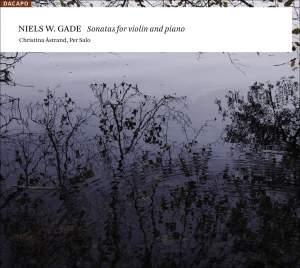 Gade - Violin Sonatas Nos. 1-3 Product Image