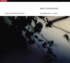 Klenau - String Quartets 1, 2 & 3