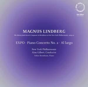 Magnus Lindberg: EXPO, Piano Concerto No. 2 & Al largo
