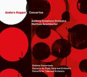 Anders Koppel: Concertos