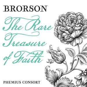 Hans Adolph Brorson: The Rare Treasure of Faith
