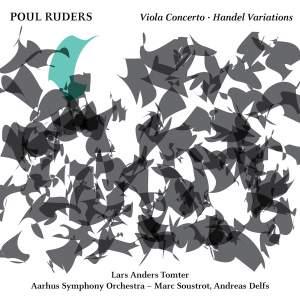 Ruders: Viola Concerto & Handel Variations