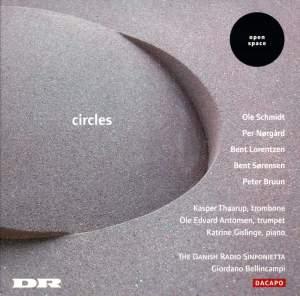 O. SCHMIDT / NORGARD / LORENTZEN / SORENSEN / BRUUN: Works for Trombone