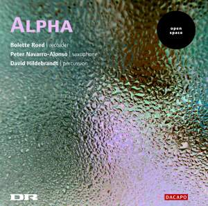 ALVAREZ / NORHOLD / EICHBERG: Music for Recorder, Saxophone, and Percussion