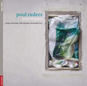 Poul Ruders - Works for Guitar Product Image