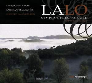 Lalo - Symphonie Espagnole for Violin & Guitar Product Image