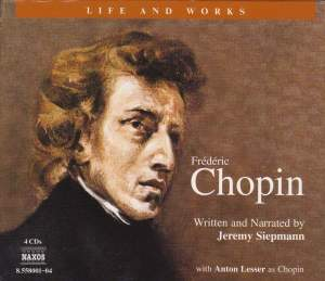 Life and Works - Frédéric Chopin Product Image