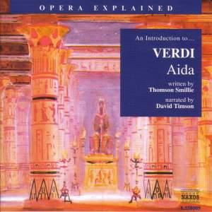 Opera Explained: Verdi - Aida Product Image