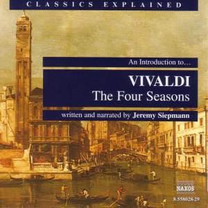 Classics Explained: VIVALDI - The Four Seasons Product Image