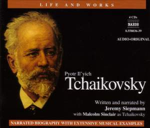 Life and Works - Piotr Ilyich Tchaikovsky Product Image