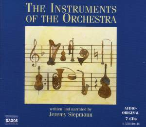 Jeremy Siepmann - The Instruments of the Orchestra Product Image