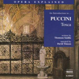 Opera Explained: Puccini - Tosca Product Image