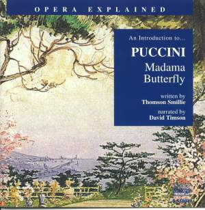 Opera Explained: Puccini - Madama Butterfly Product Image