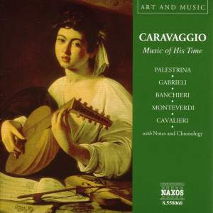 Art & Music: Caravaggio - Music Of His Time Product Image
