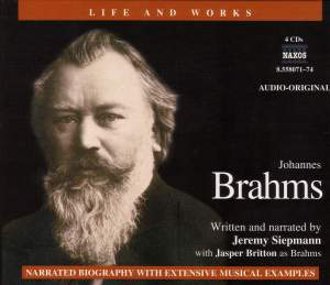 Life and Works - Johannes Brahms Product Image