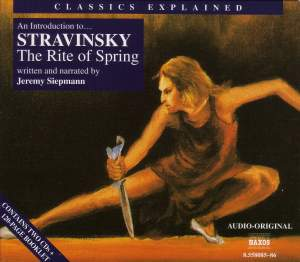 Classics Explained: STRAVINSKY - The Rite of Spring Product Image