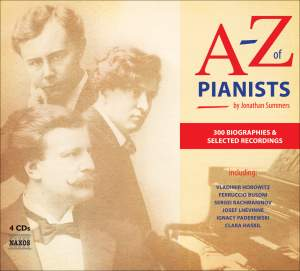 The A-Z of Pianists