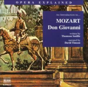 Opera Explained: Mozart - Don Giovanni Product Image