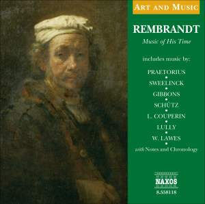 Art & Music: Rembrandt - Music Of His Time Product Image