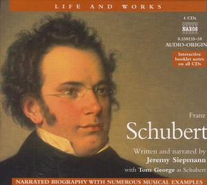 Life and Works - Franz Schubert Product Image