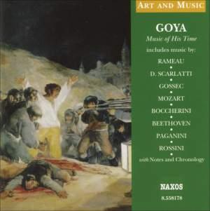 Art & Music - Goya