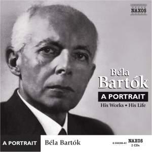Béla Bartók - A Portrait Product Image