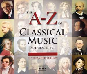 The A-Z of Classical Music Product Image