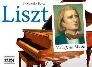 Liszt: His Life and Music Product Image