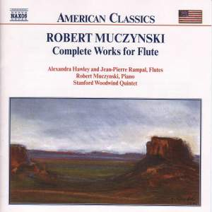 Muczynski: Complete Works for Flute